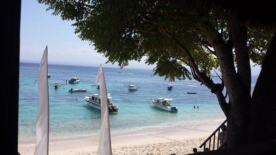 Hai Tide Beach Resort: unser Ausblick