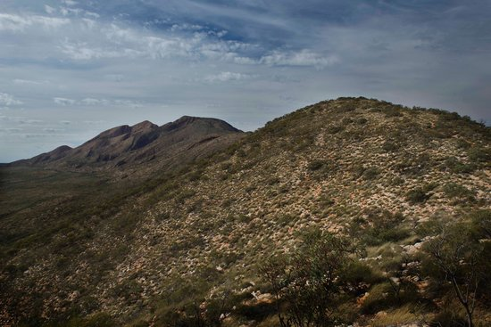 The Larapinta Trail : Mt Sonder Ascent