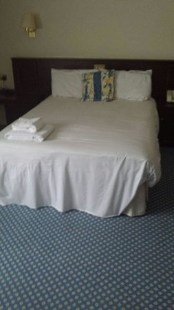 Himley Country Hotel : Comfy bed
