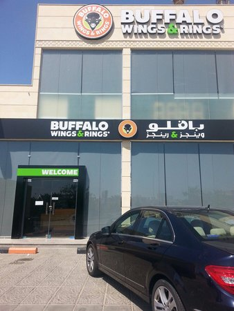 ‪Buffalo Wings & Rings KSA - Jeddah‬