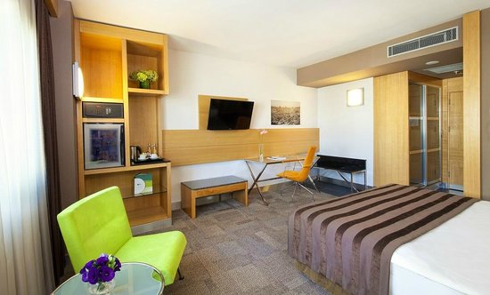 Point Hotel Taksim: Executive Room with King Bed