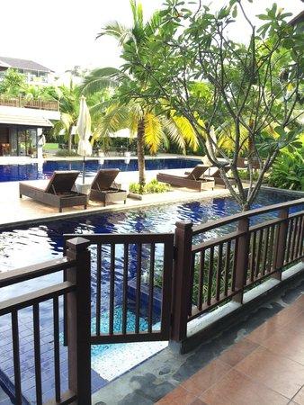 Ao Nang Naga Pura Resort & Spa: View From Room