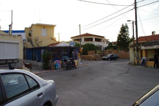 Sun Village Beach Hotel Apartments : Mikes market