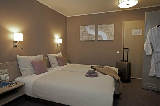 Hotel des Nations : room type C COMFORT