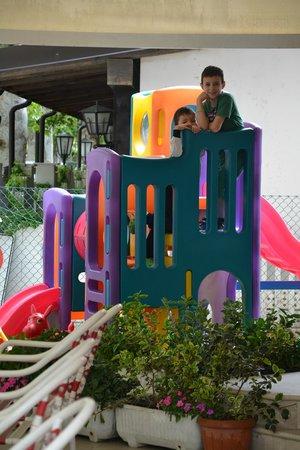 Hotel la Vela : giochi