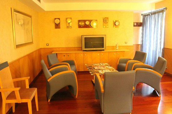 Hotel del Mar: Отель
