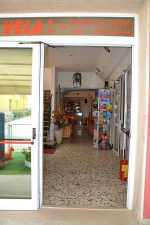 Hotel la Vela : hall