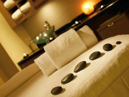 Savill Court Hotel & Spa: Spa Treatment Room