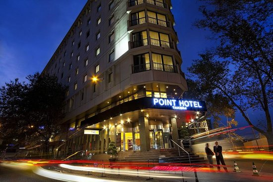 Point Hotel Taksim : Exterior View
