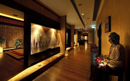 Point Hotel Taksim : Point Spa