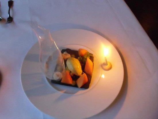 Manoir de Lebioles : Restaurant Gastronomique