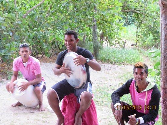Club Med La Plantation d'Albion : What entertainment