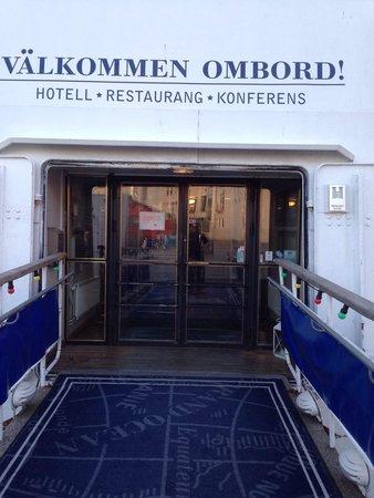 Hotell Barken Viking : Entrada