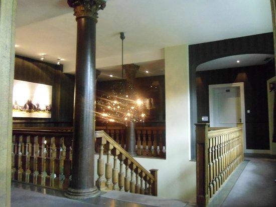 Manoir de Lebioles : Intérieur du Manoir