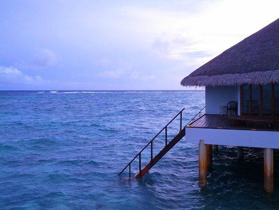 Adaaran Club Rannalhi: Bungalow view