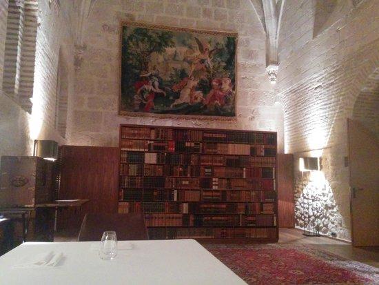 Hotel Abadia Retuerta Le Domaine: Refectorio