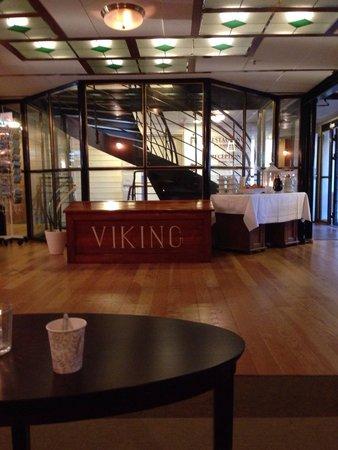 Hotell Barken Viking : Recepcao