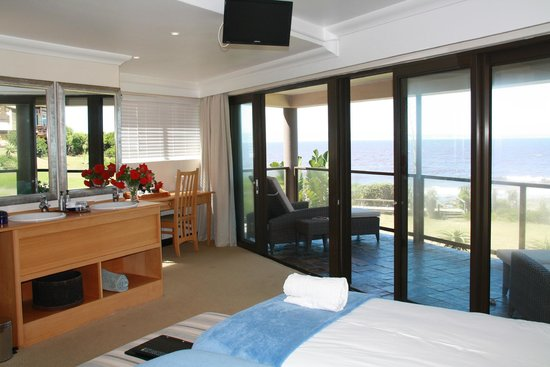 Supertubes Guesthouse: 16 Pepper street - luxury room