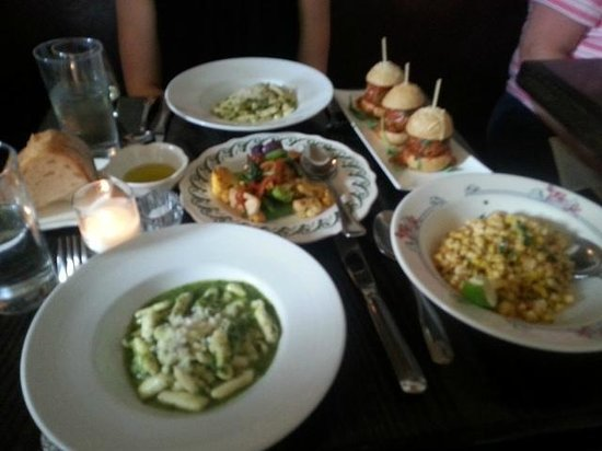 The Little Owl: A Sampling of Owl Appetizers