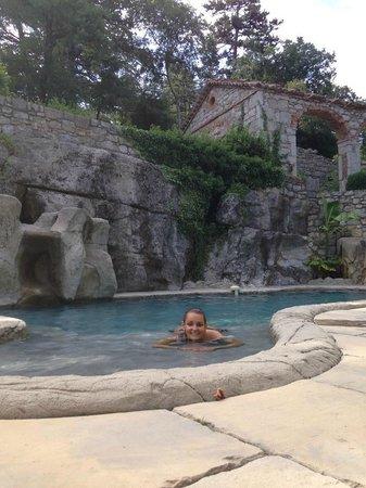Villa Saint Patrice : La Piscine
