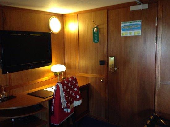 Hotell Barken Viking : Quarto