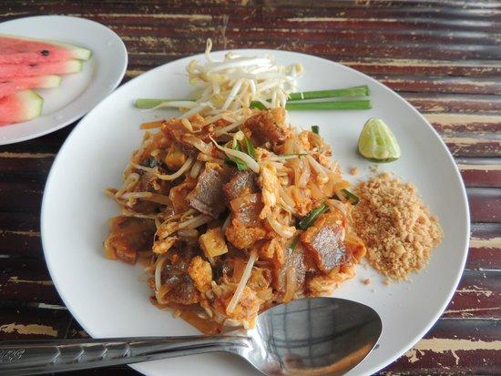 Ao Nang Boat Noodle: Pad Thai yummi