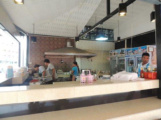 Ao Nang Boat Noodle: la cuisine