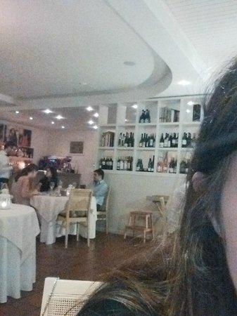 Vita Nova: Il ristorante - Interno