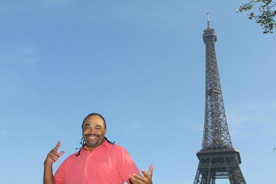 Mercure Paris Centre Tour Eiffel : Eiffel