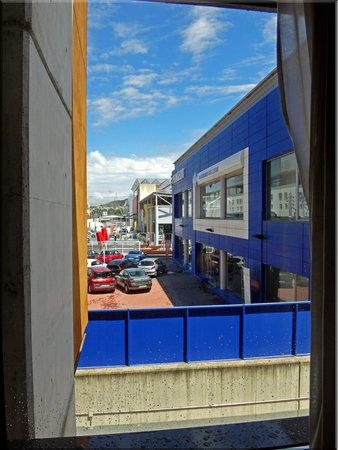 NH Barcelona La Maquinista : Вид из окна