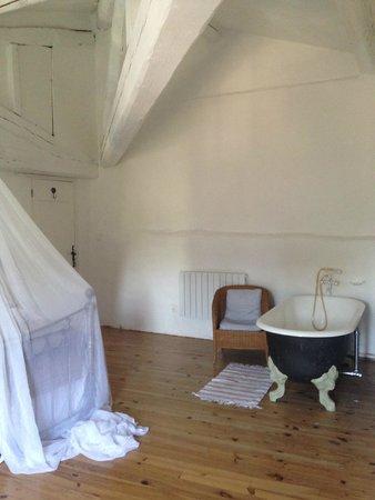 Bouilhonnac, Francia: Suite de la bañera