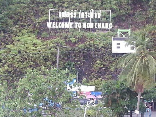 Centara Koh Chang Tropicana Resort: Welcome