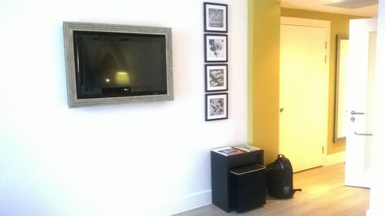 Hotel Indigo Newcastle: Very modern and stylish
