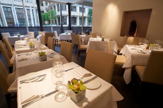 Le Deuxieme: Le Deuxième, Modern French Cuisine in Covent Garden