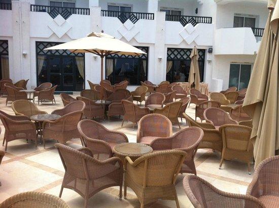 Vincci El Mansour: terrace