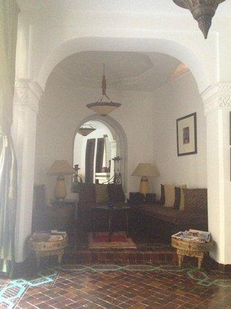 Riad Dar Saad: Salle / accueil / entrée