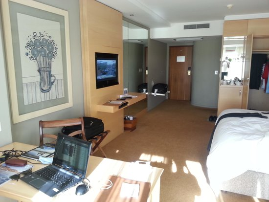Vineyard Hotel: Room