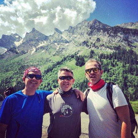 Chamonix Sport Aventure: Martin Brothers Chamonix 2014