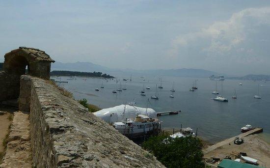 Île Sainte-Marguerite: Panorama