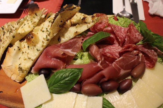 Giuseppe's Italian-Filipino: Absolutely delicious antipasti!