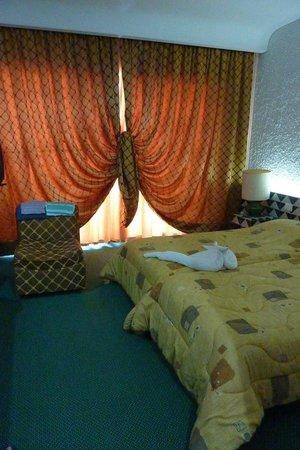 El Hana Hannibal Palace Hotel: номер