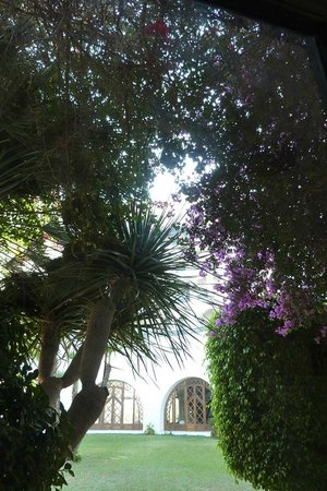 El Hana Hannibal Palace Hotel: территория