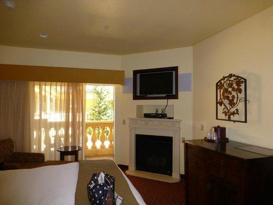 BEST WESTERN Dry Creek Inn: Room