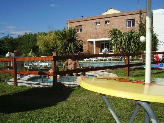 Villa Cura Brochero, Argentina: vista del parque