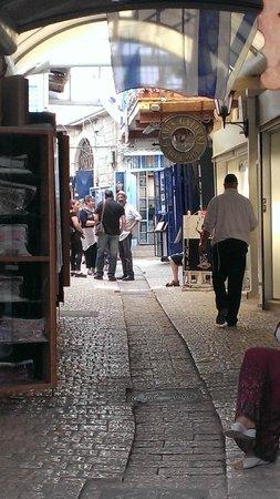 The Tzfat Kabbalah Experience: Streets of Tzfat