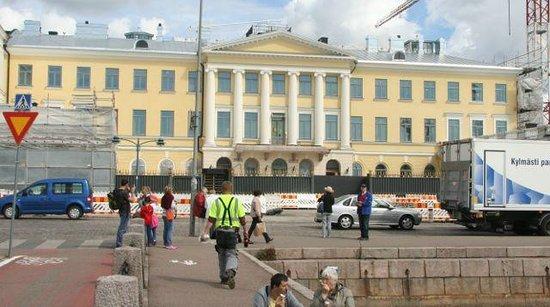 President's Palace (Presidentinlinna)