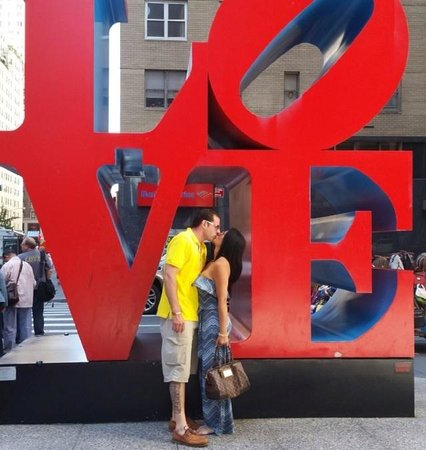 Love Sculpture: Evelina & Jonnie (Fathers Day) 2014