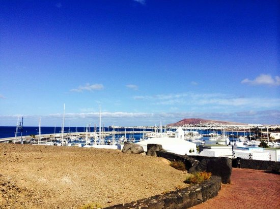 Gran Castillo Tagoro Family & Fun Playa Blanca: harbour