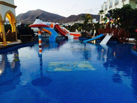 Gran Castillo Tagoro Family & Fun: Kids pool