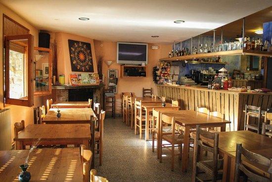 Bar Restaurant Juia: Interior del restaurant